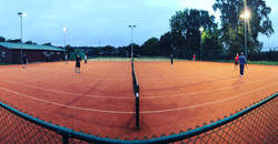 New Clay Courts