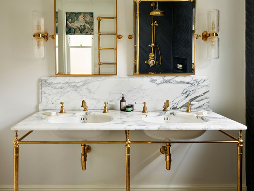 Luxury Bathroom Inspiration