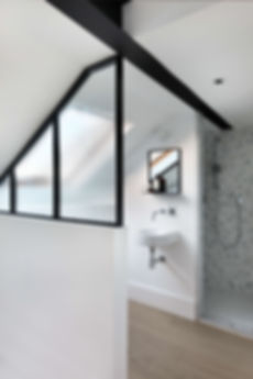 Brook-Green-attic-ensuite-glass-white-si