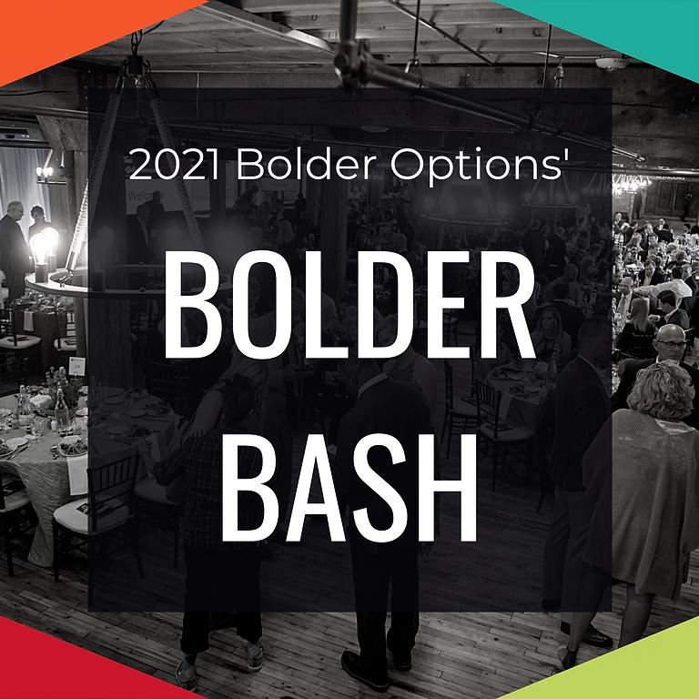 2021 Bolder Options Bolder Bash
