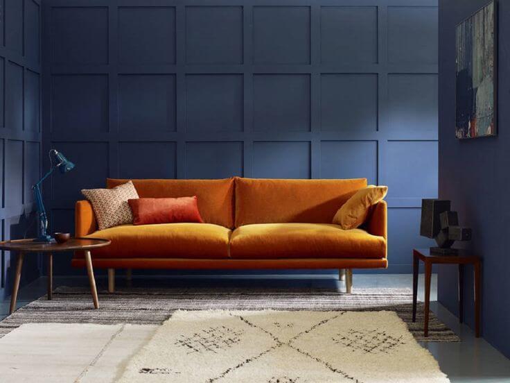 luxury interior design autumn colour trends by Catherine Wilman Interiors