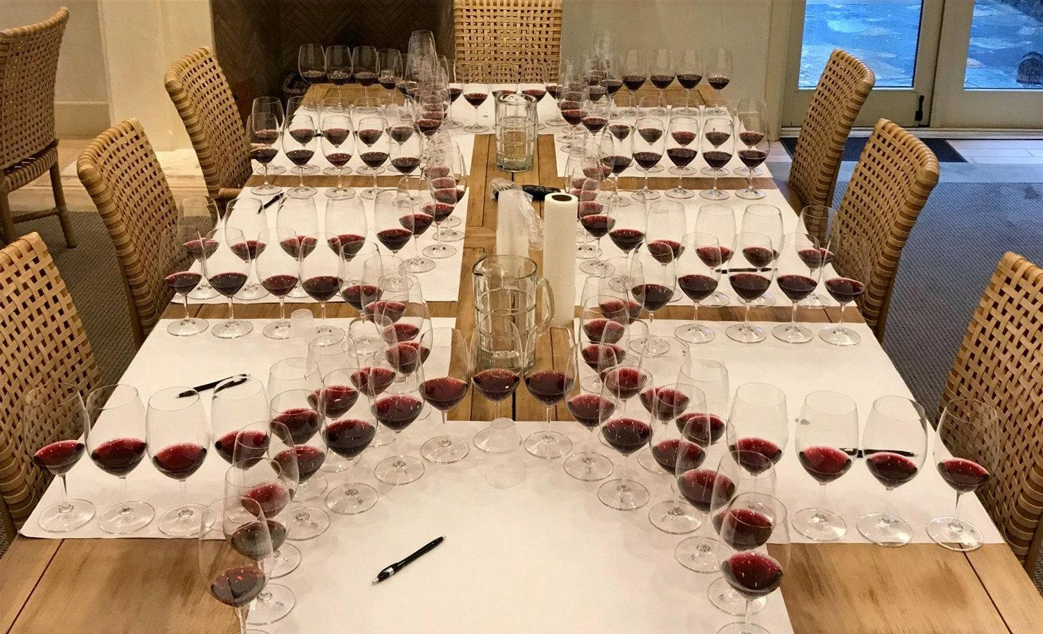 Vineyard Block Evaluation