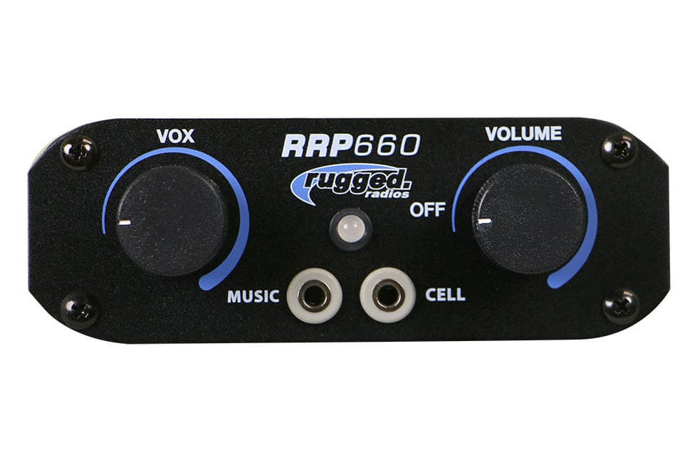 Rugged Radios- RRP660 2 Place Intercom System | imgms