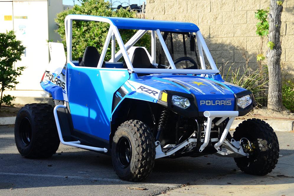 Polaris Razor 170 >> Polaris Rzr 170 Radius Cage