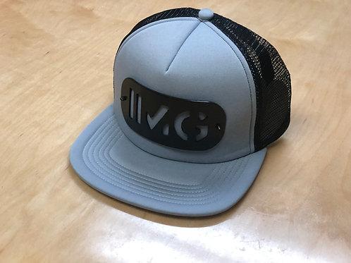 PLATED TRUCKER HAT