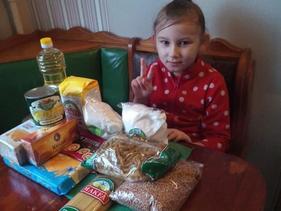 Благотворительные доставки питания для маломобильных, пожилых людей и ветеранов