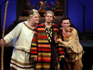 Ребята побывали на двух спектаклях театра РАМТ