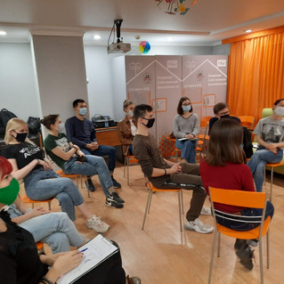 Тренинг по обучению медиации для наставников