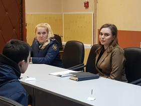 В уголовно-исполнительных инспекциях г. Москвы стартовала программа социальной адаптации подростков