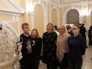 Подростки, состоящие на учёте в уголовно-исполнительной инспекции УФСИН России по г. Москве, побывал