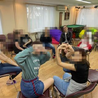 """Программа """"Школа жизни"""" в Семейном центре """"Зюзино"""""""