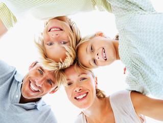 """Уважаемые родители, приглашаем вас в родительский клуб """"Счастливы вместе""""!"""