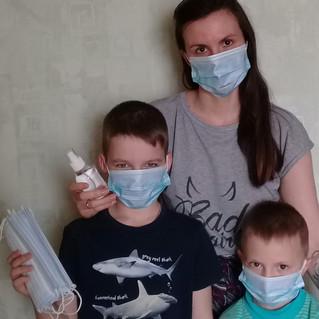Очень нужно: средства защиты в период пандемии