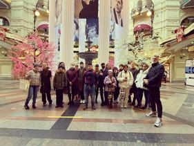 Экскурсия по г. Москве