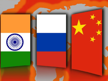The Sino-Indian Rivalry and the Russian Connection