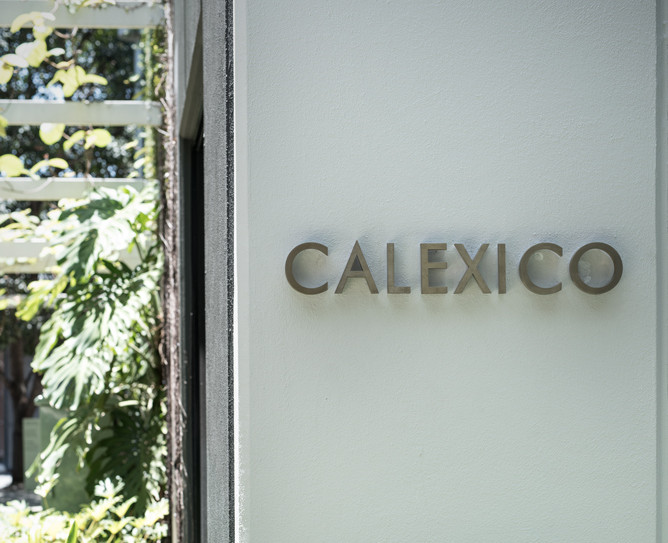 Calexico James Street Precinct