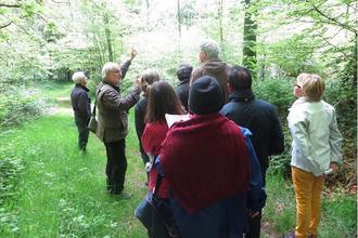 Initiation aux chants d'oiseaux à Berné - BERNE  Initiation aux chants d'oiseaux à Berné