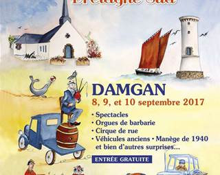Musique à DAMGAN Concert dans l'église de Damgan