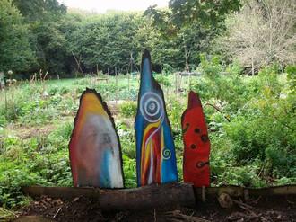 Ateliers nature 3/6 ans au jardin de Kermoban