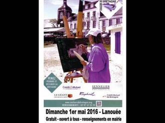 Concours de peinture - Couleurs de Bretagne