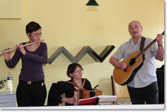 Fest Deiz et session irlandaise au Café de la Pente