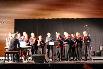 Concert des chorales de Baud, Pluvigner et Tonquedec
