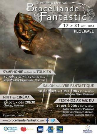 Festival Brocéliande Fantastic