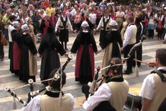 Fest-noz interassociations à Le Saint
