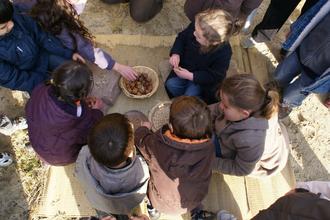 Atelier pour tous: Goûter néolithique