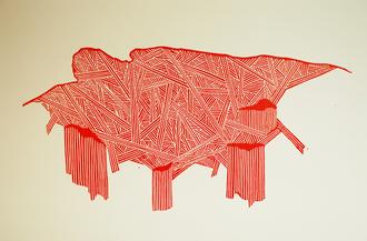 "Exposition ""Empreinte d'un paysage"" de Jean-Marie Flageul"