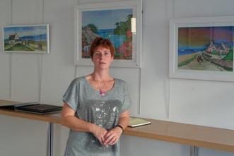 Exposition de Sabine Deffarges