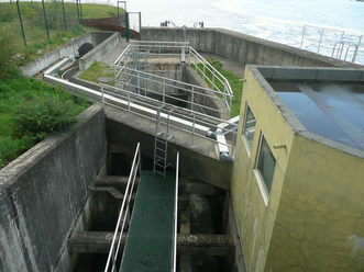 Visitez les passes à poissons du barrage d'Arzal-Camoël