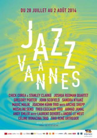 Festival Jazz à Vannes