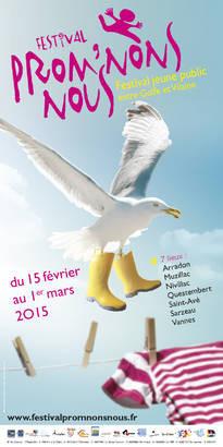 Berthe au Grand Pied - Festival Prom'nons Nous