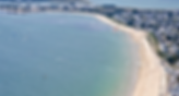 Grande plage à Damgan - Restaurant Latitude 47