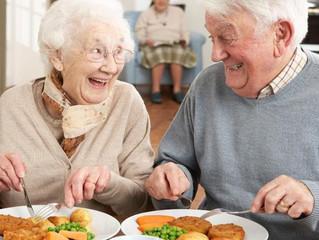 Alimentação e Envelhecimento