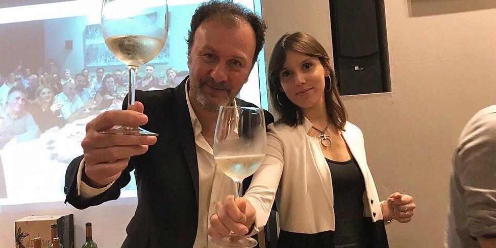 Cata con humor, con Paula Perasso y Alejandro Korol