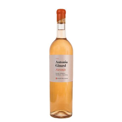 Antonia Ginard · Vino Naranjo
