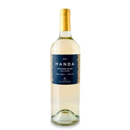 Manda · Sauvignon Blanc 2018
