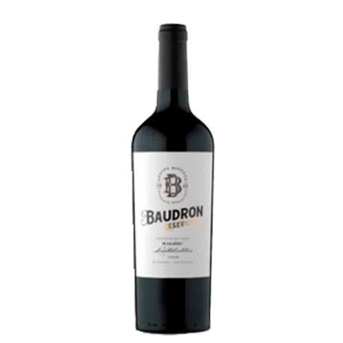 Baudron · Malbec Reservado