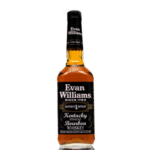 Evan Williams · Black Label · Bourbon
