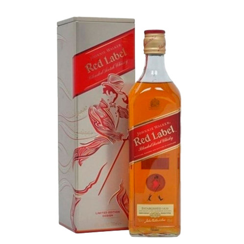 Johnnie Walker · Red Label edición limitada