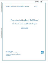 Protection in Good and Bad Times The Tur