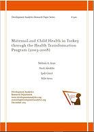 Maternal and Child Health in Turkey.JPG