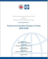 Poverty and Inequality Changes in Turkey