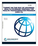 Turkey on the Way of Universal Health Co