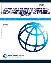 Turkey on the Way of Universal Health Co