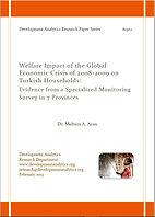 Welfare Impact of the Global Economic Cr