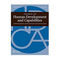 Journal of Human Development and Capabil