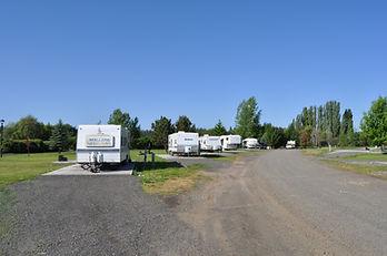 RVs in Scenic 6 RV Park